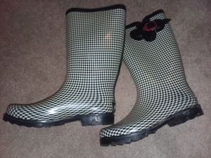 Womens rain boots for Sale in Athens, TN