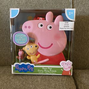 Peppa Pig Carry Along Case for Sale in Carson, CA