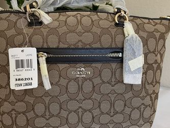 NWT Coach prairie Satchel Handbag for Sale in Georgetown,  TX