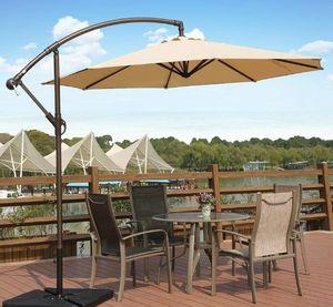 Hanging Umbrella Cover Canopy Deck Patio Backyard Pool Sun Shade Gazebo Top for Sale in Henderson, NV