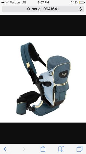 New Snugli Baby carrier for Sale in Gresham, OR