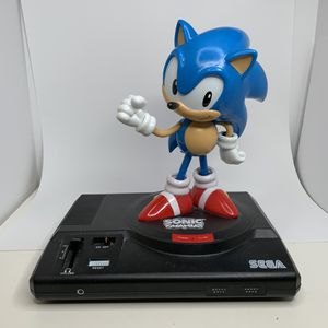 sonic the hedgehog sonic mania collectors edition statue sega collectors for Sale in Euless, TX