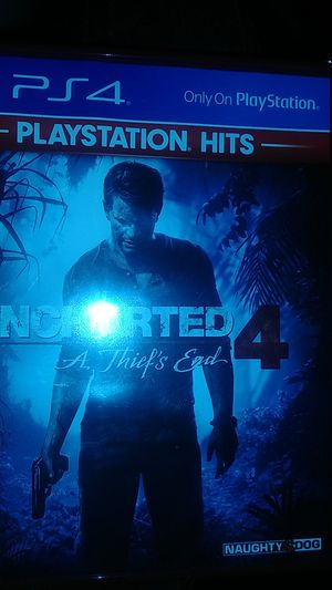 Uncharted 4 for PS4 (UNOPENED) for Sale in Orlando, FL