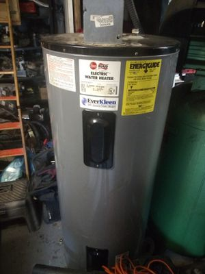 Electric water heater for Sale in Oklahoma City, OK