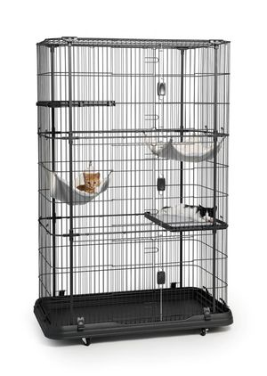 Premium Cat Home with Four Levels Model 7500 for Sale in Modesto, CA
