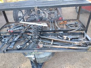 Tires, rims and rotors, spares and tools for Sale in Englewood, CO