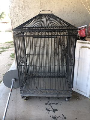 Large Bird Cage for Sale in Goodyear, AZ