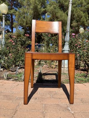 3 Wooden Italian Imported Chairs for Sale in Scottsdale, AZ