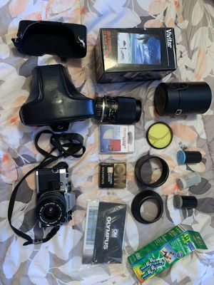 Olympus camera lot for Sale in San Marcos, TX