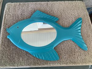 FISH MIRROR 🐠🐟 for Sale in North Charleston, SC