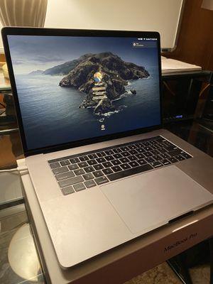 MacBook Pro 15.4inc w/Touch Bar for Sale in Methuen, MA