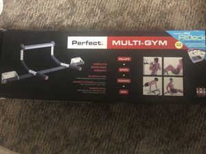 Multi Gym at home work set for Sale in Cumming, GA