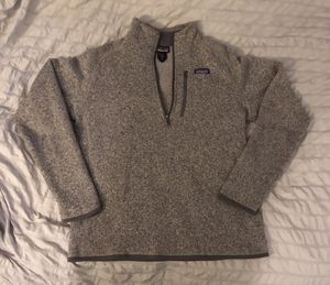Grey Patagonia Jacket for Sale in San Francisco, CA