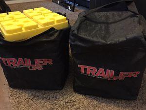 RV Camper Trailer Leveling Blocks for Sale in Lake Mary, FL