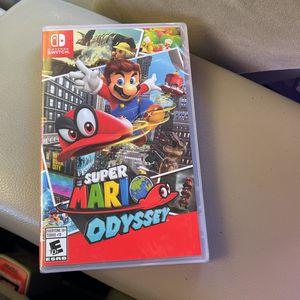Super Mario Odyssey for Sale in Los Angeles, CA