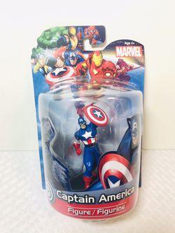 2012 Marvel Captain America Figure for Sale in Central Falls,  RI