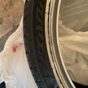 Lexani 20 Inch Tires (4) for Sale in Fresno, CA