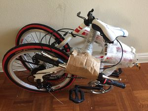 New ANCHEER foldable bicycle for Sale in West Los Angeles, CA