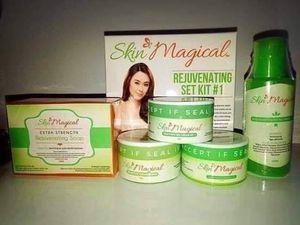 Skin Magical REJUVENATING TREATMENT SET no.1 - $25.00 for Sale in Las Vegas, NV
