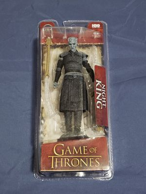 McFarlane Toys Game of Thrones Night King Action Figure for Sale in Los Angeles, CA