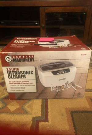 Ultrasonic Cleaner for Sale in Litchfield Park, AZ