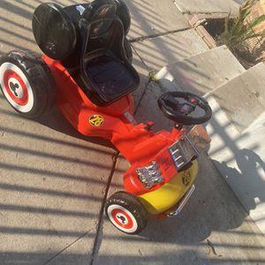 Disney Mickey Electric Car for Sale in Lynwood, CA