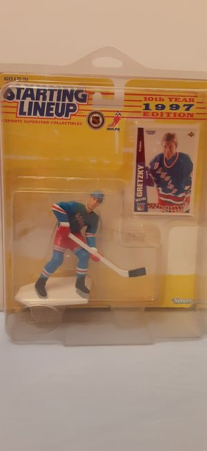 NHL hockey Wayne Gretzky action figure for Sale in Miromar Lakes, FL