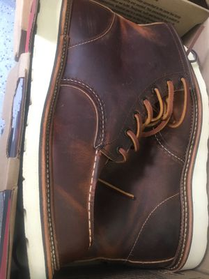 Men's Red Wings 1907 Soft Toe Work Boots Size 11.5 for Sale in Coral Springs, FL