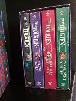 JRR Tolkien The Hobbit Book Set for Sale in Fort Lauderdale, FL