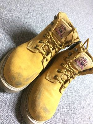 Steel toed work boots for Sale in Columbus, OH