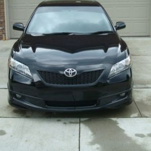 Amazing Toyota Camry 2007 Black For Sale for Sale in Baltimore, MD