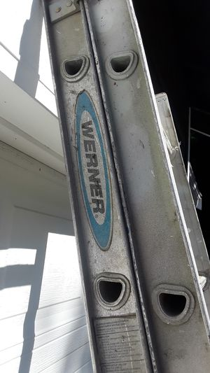 16 foot Werner ladder for Sale in Puyallup, WA