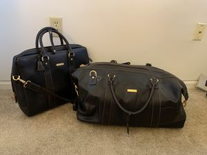 Brooks Brothers Travel Duffel & Briefcase for Sale in Arlington, VA