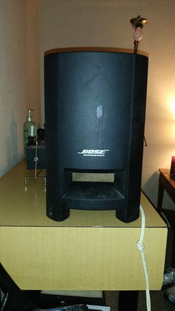 BOSE CITIMATIC surround sound system11 1200w for Sale in Columbia,  TN
