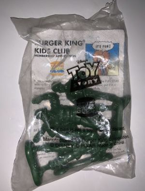 Vintage Disney X Pixar toy story Burger King toys collectibles for Sale in Bell Gardens, CA