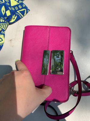 Michael Kors Magenta Over the Shoulder Handbag for Sale in Washington, DC