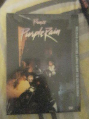 Prince purple rain dvd for Sale in Baltimore, MD