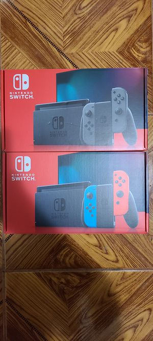 Nintendo switch for Sale in San Bernardino, CA