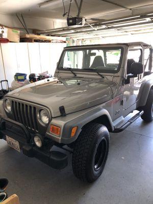 Jeep Wrangler for Sale in Menifee, CA