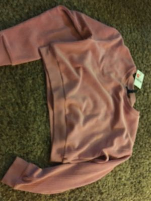 Pink forever 21 cropped hoodie for Sale in Palmdale, CA