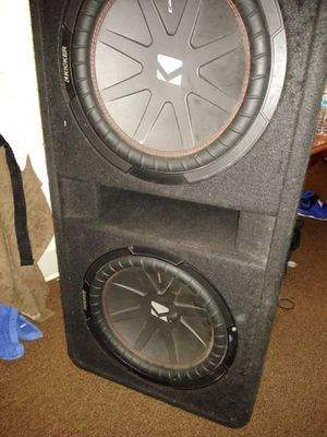 "12"" comp r for Sale in Montrose, PA"