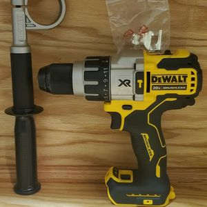 Brand new never used DEWALT 20-Volt MAX XR Lithium-Ion Cordless 1/2 in. Premium Brushless Hammer Drill (Tool-Only) $$ 90 firm for Sale in Bakersfield, CA
