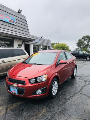 2013 Chevy Sonic LT for Sale in Aurora, IL
