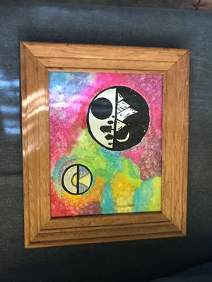 Painting with frame for Sale in Ruskin, FL
