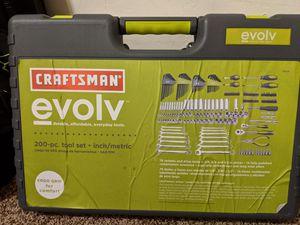 200pc ecolv Craftsman set for Sale in San Francisco, CA