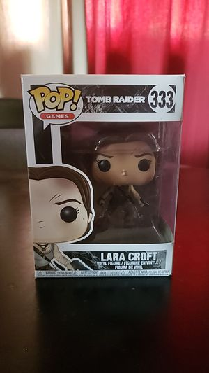 Lara Croft Funko Pop for Sale in Anaheim, CA
