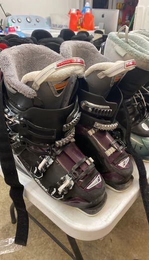 ski boots size 245 for Sale in Hayward, CA