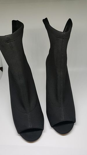 Aldo black high heels size 8 1/2 for Sale in Oakland Park, FL