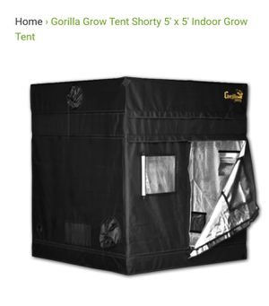 Gorilla Grow Tent for Sale in San Leandro, CA