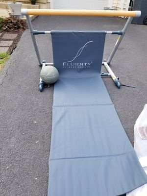 Fluidity Fitness exercise bar for Sale in Dumfries, VA